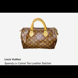 🌺FINAL$🌺LOUIS VUITTON FRENCH MADE🌺SPEEDY 25🌺🌺